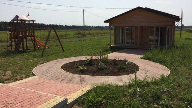 Коттеджный поселок Аксентьево